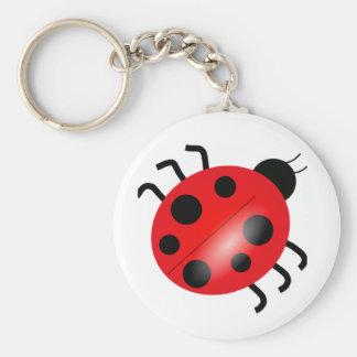 Ladybug - Ladybird Key Ring