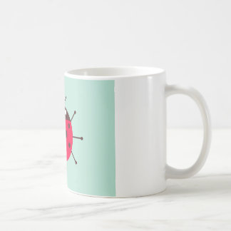 Ladybug / Ladybird / Lady Beetle Classic White Coffee Mug