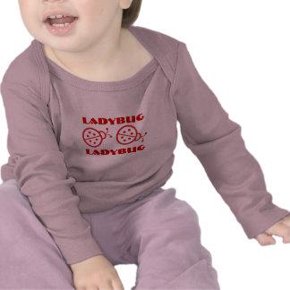 Ladybug, Ladybug Tee Shirts