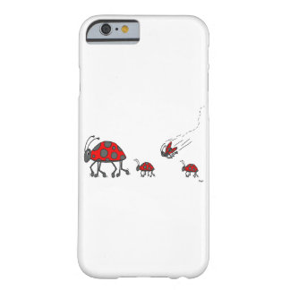 Ladybug Lineup Barely There iPhone 6 Case