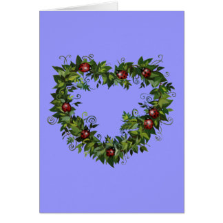 Ladybug Love Valentine's Day Card