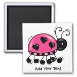 Ladybug Magnet - SRF