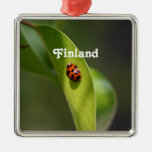Ladybug Ornaments