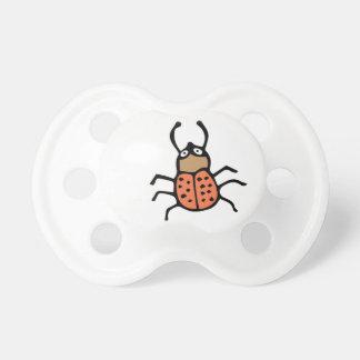 Ladybug Pacifiers