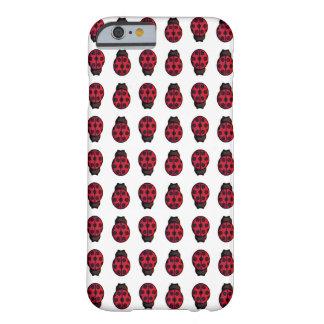 Ladybug Pattern Phone Case