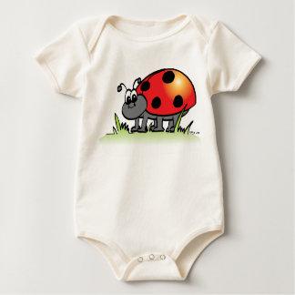 Ladybug Romper