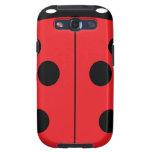 Ladybug Samsung Galaxy S3 Cases