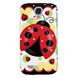Ladybug Samsung Galaxy S4 Barely There Case