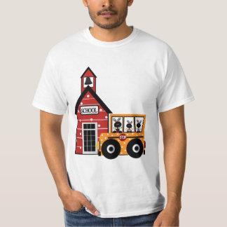Ladybug School and School Bus Tshirts and Gifts