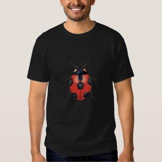 Ladybug soccer tee shirts