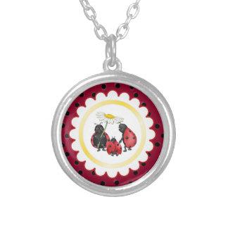 Ladybug Stroll Necklace