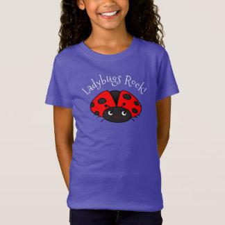 Ladybug T-shirts   Gifts for Girls