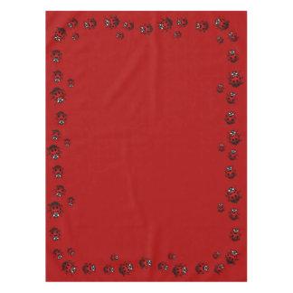 Ladybug Tablecloth Ladybug Ladybird Art Tablecloth