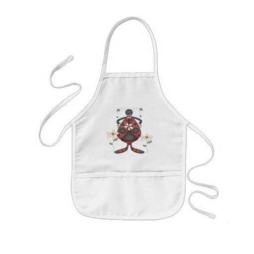 LadyBug Tee Shirts and Gifts Apron