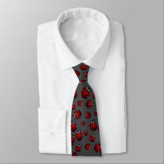 Ladybug Ties Ladybug / Ladybird Neckties Customize