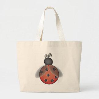 Ladybug Tote Jumbo Tote Bag