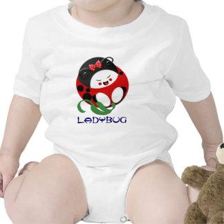 Ladybug Baby Creeper