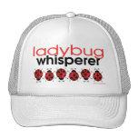Ladybug Whisperer Hat
