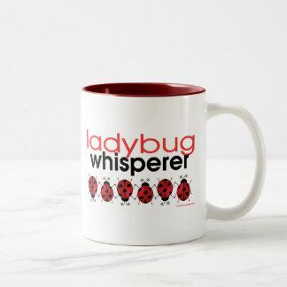 Ladybug Whisperer Coffee Mugs