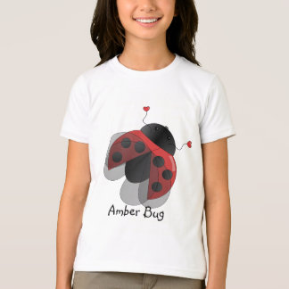 Ladybug with Open Wings T-Shirt