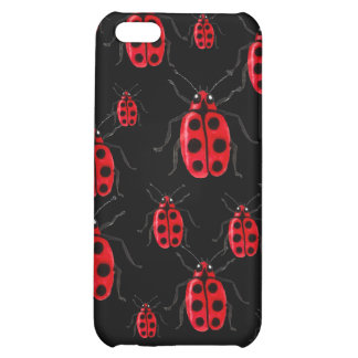 Ladybugs Art iPhone 5C Covers