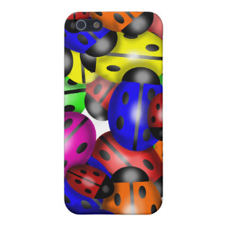 ladybugs case for the iPhone 5