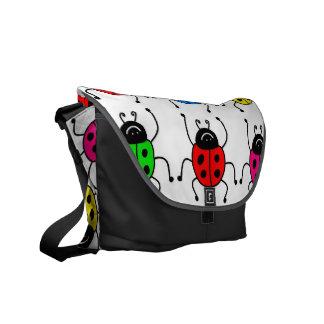 Ladybugs Commuter Bags