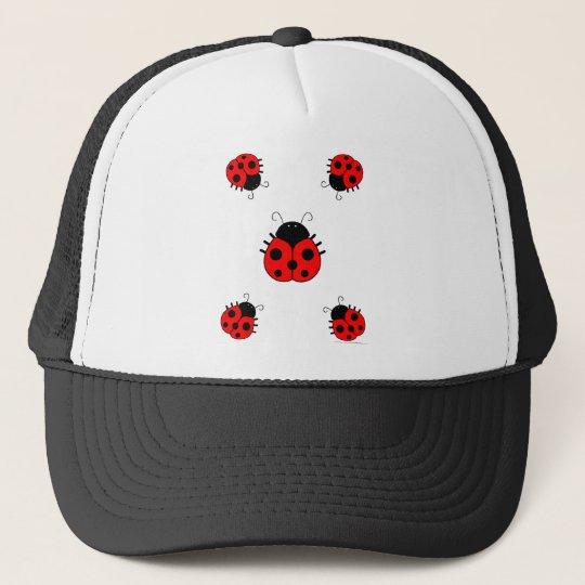Ladybugs Hat