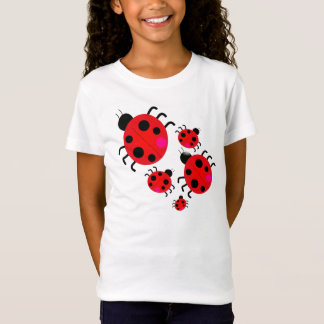 Ladybugs on Parade T-Shirt