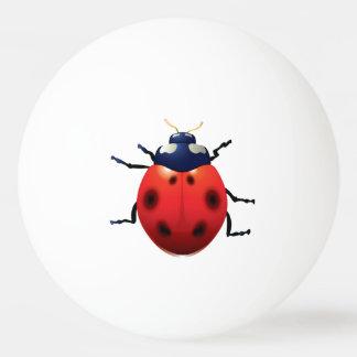 Ladybugs Ping Pong Ball