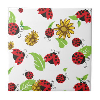 Ladybugs Tile