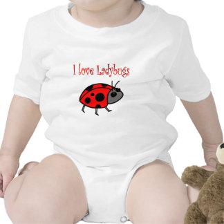 Ladybugs T Shirts
