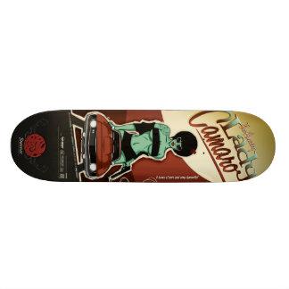 LadyCamaro Skate Board