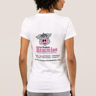 Lady's Hammie Logo T-Shirt