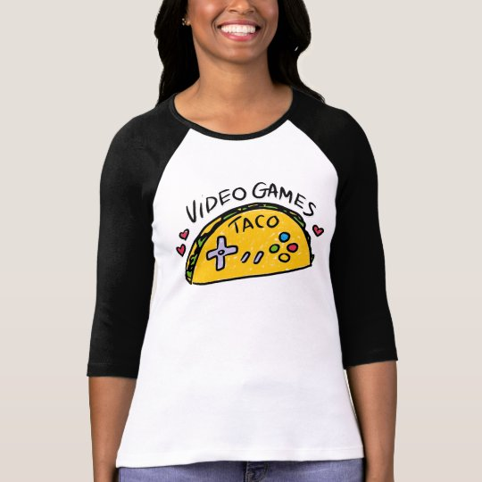 Ladystyle Sports-Looking Taco Logo Shirt