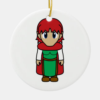 Laekinn and Iorekua Christmas Ornament