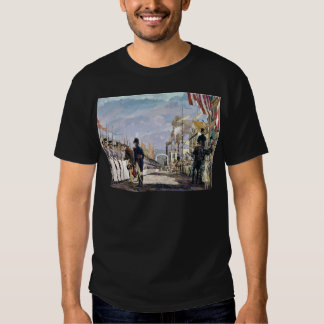 Lafayette and the National Guard by Ken Riley Tees