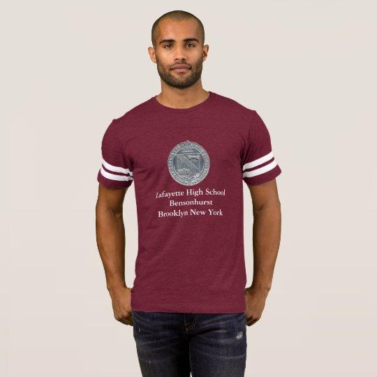 Lafayette HS Brooklyn NY T-shirt