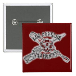 LAFF Title: logo 15 Cm Square Badge