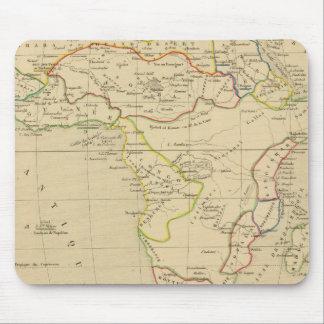 L'Afrique en 1840 Mouse Pads