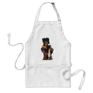 Lagaan-smoke it up standard apron