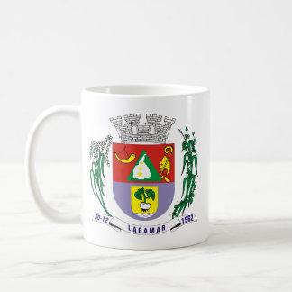 Lagamar  Minas Gerais, Brazil Basic White Mug