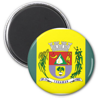 Lagamar MinasGerais, Brazil Magnet