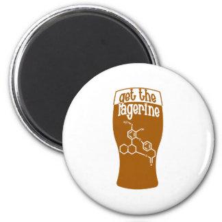Lagerine 6 Cm Round Magnet
