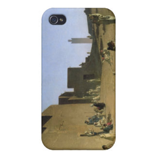Laghouat in the Algerian Sahara, 1879 Cases For iPhone 4