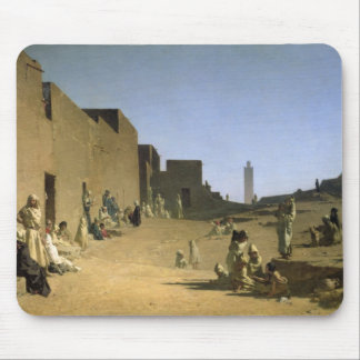 Laghouat in the Algerian Sahara, 1879 Mouse Pad