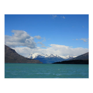 Lago Argentino Postcard