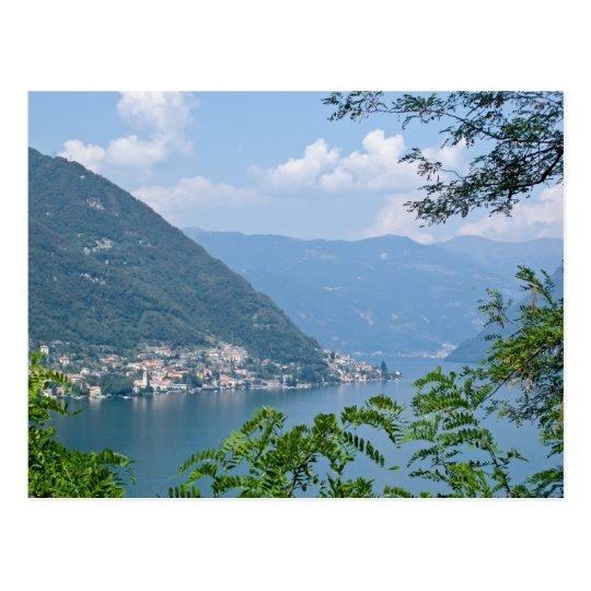 Lago di Como Postcard