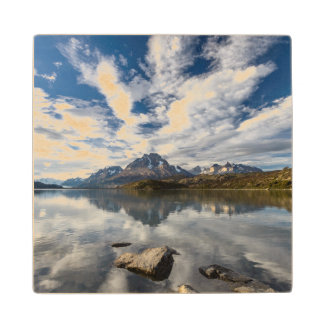 Lago Grey. Cordillera del Paine 1 Wood Coaster