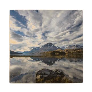 Lago Grey. Cordillera del Paine 2 Wood Coaster